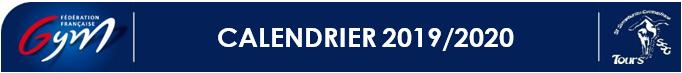 Entête Calendrier 2019/2020